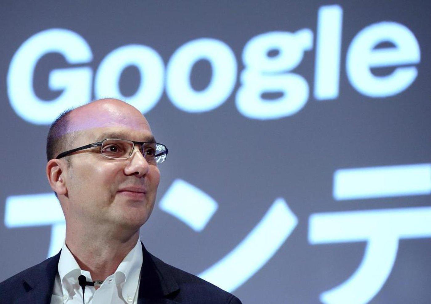 Andy Rubin,图片来源@视觉中国