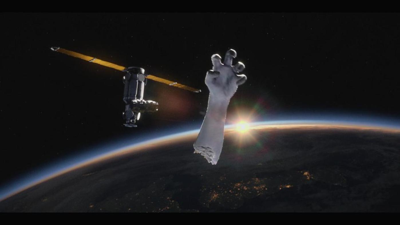 图片来自于《爱、死亡、机器人》截图