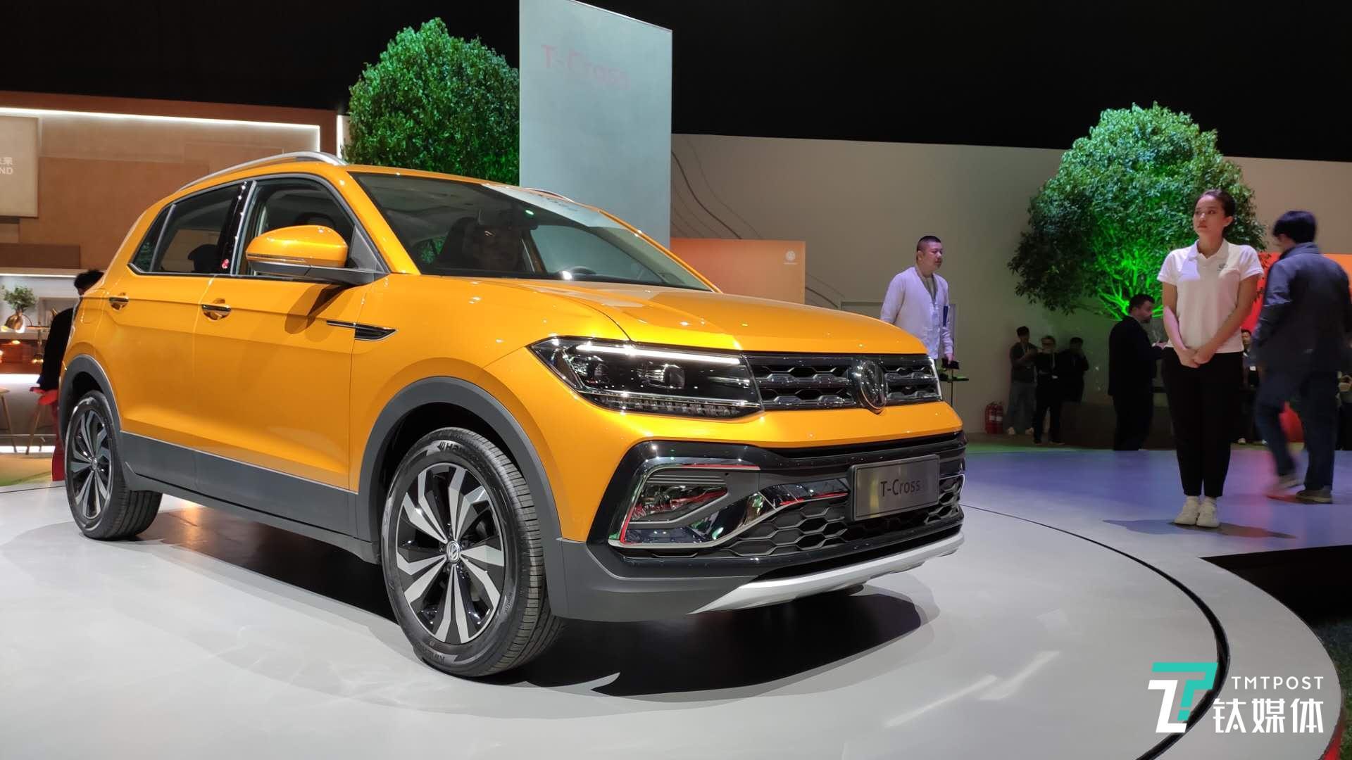 大众布局智能汽车领域,首发5款新SUV车型| 一线车讯