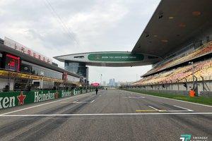 【图集】上海第1000场F1大奖赛,近距离感受F1赛车是一种什么体验