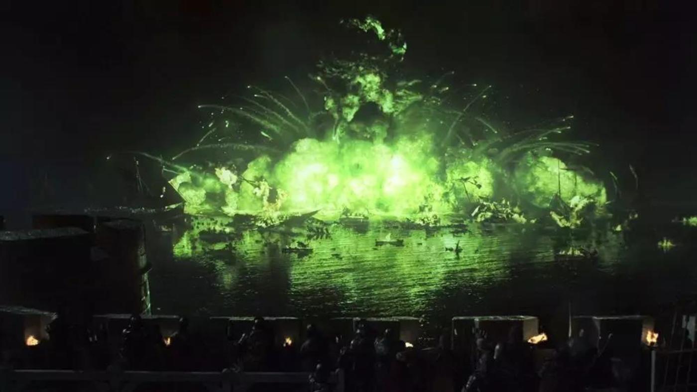 《权力的游戏》第二季第9集《黑水之战》剧照