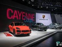 保时捷Cayenne Coupé亚洲首秀,它将被推向新的细分市场   一线车讯
