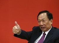 郭台铭,63亿美元身价的工业大王之路