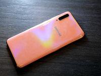 三星A系列手机新品现场上手,A60元气版正式上市