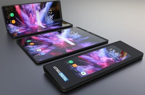 Galaxy Fold折叠屏手机屏幕出现多种问题,三星将推迟发布计划丨钛快讯
