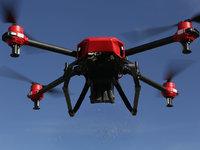 极飞发布智能播撒系统,首次在高海拔草原实现无人机智能化播种 | 钛快讯