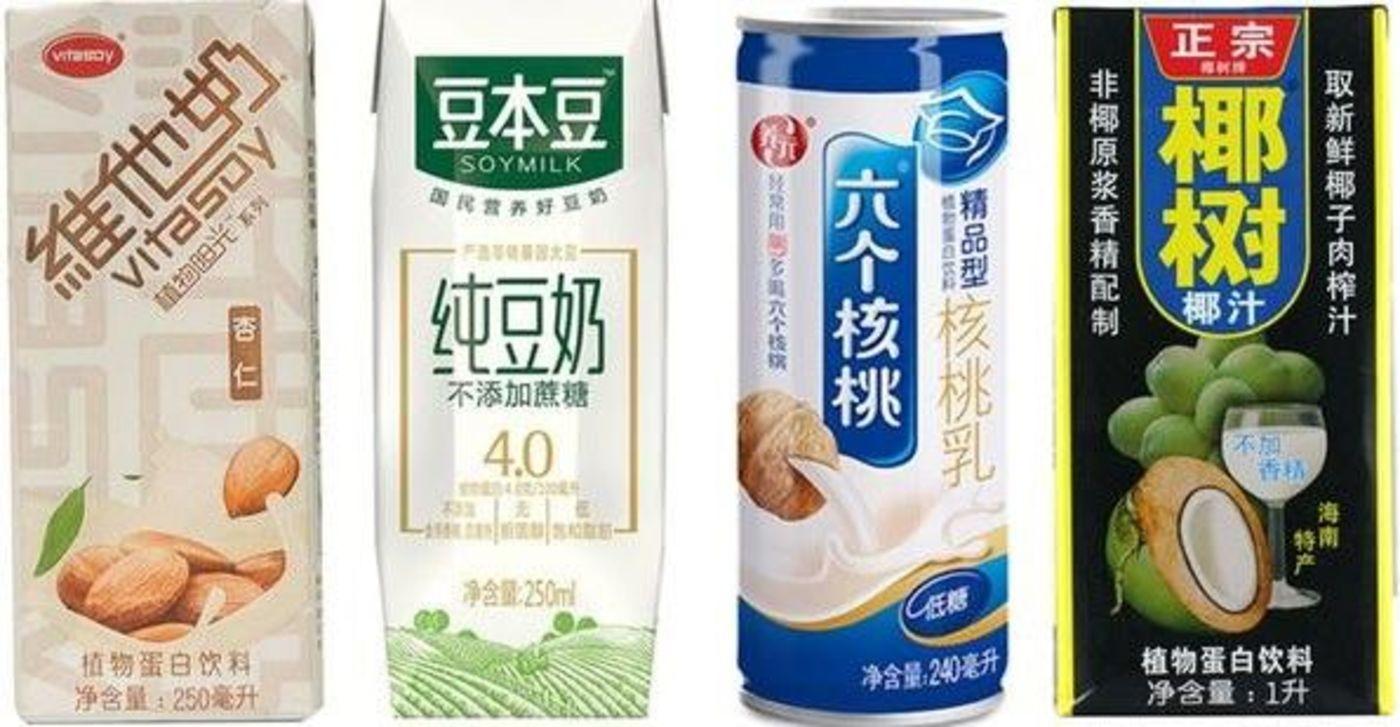 """植物蛋白飲料:大風口下的""""小食代""""?"""