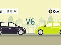 "IPO的Uber能抗衡""印度滴滴""Ola吗?"
