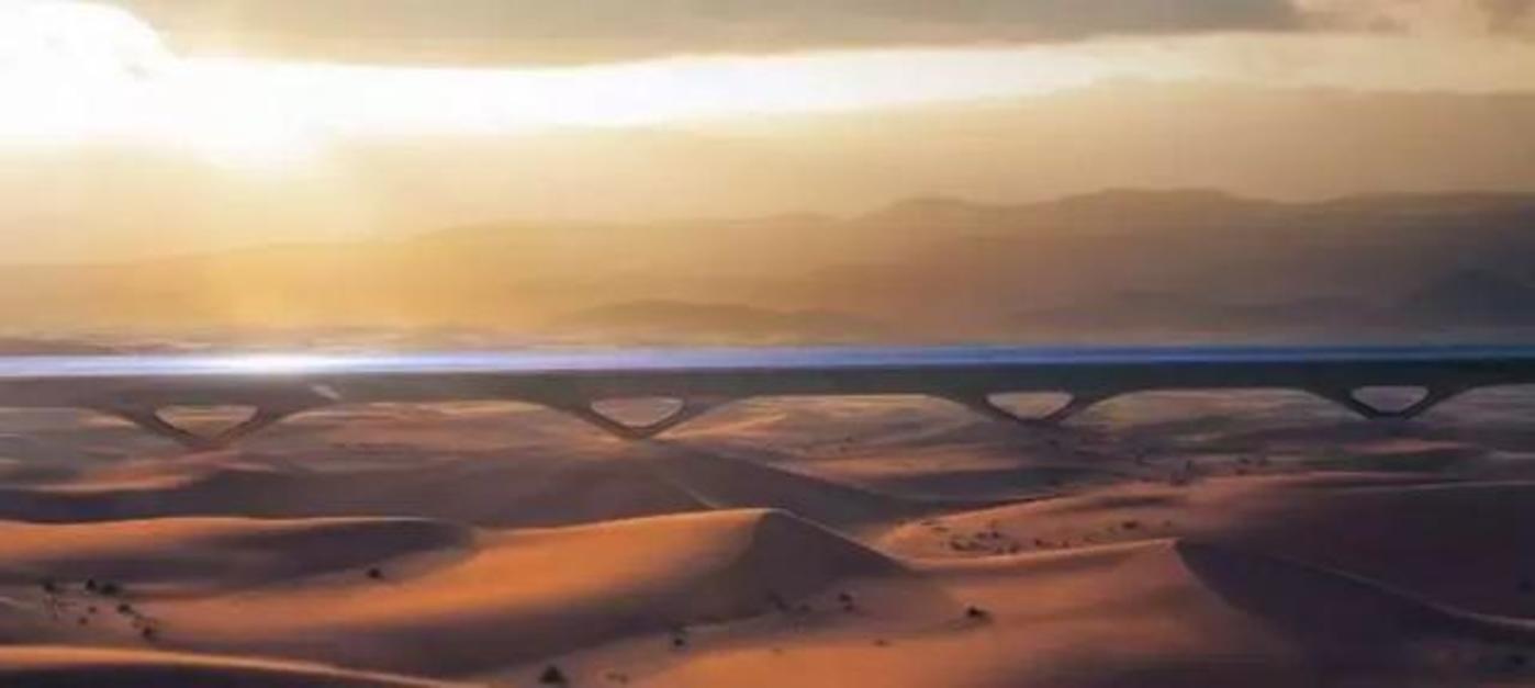 HTT计划在2020年迪拜世博会前,在迪拜阿布扎比开通的线路