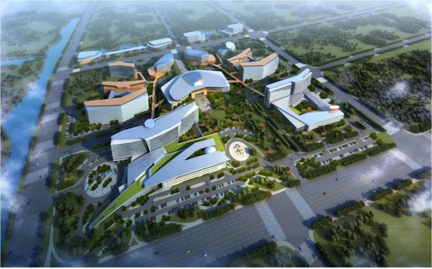 图片来源:上海新虹桥国际医学中心