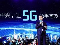 中兴徐锋:中国发展5G一定是最快的,今年5G手机销量大概800万部