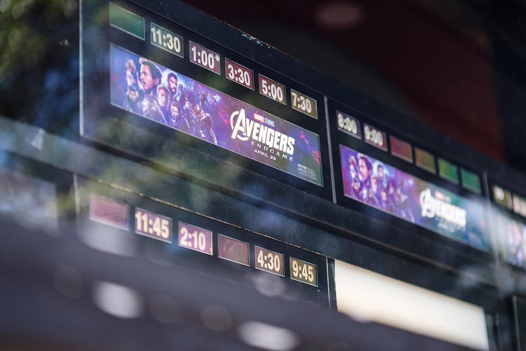 横扫全球的《复联4》,为何拿不下日本市场?