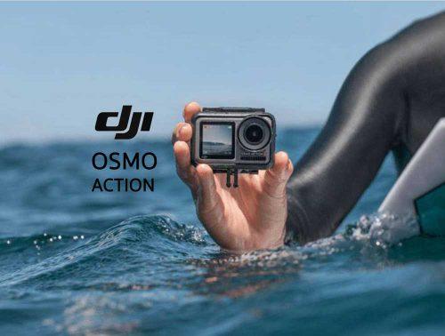 DJI 味儿的运动相机:多出一块屏,方便不止一点丨钛快讯