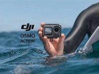 大疆推出新款运动相机:多出一块屏,售价2499元丨钛快讯