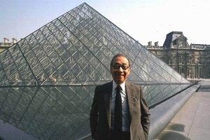 【图集】建筑大师贝聿铭去世:102岁的设计人生,建筑遍布世界各地
