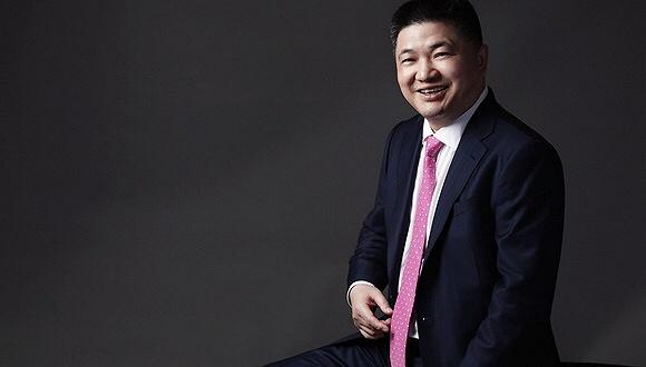 泰禾集团董事长黄其森。图片来源:泰禾官网