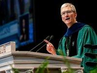 库克杜兰大学演讲:请让改造世界成为你自己的人生工作 | CEO说