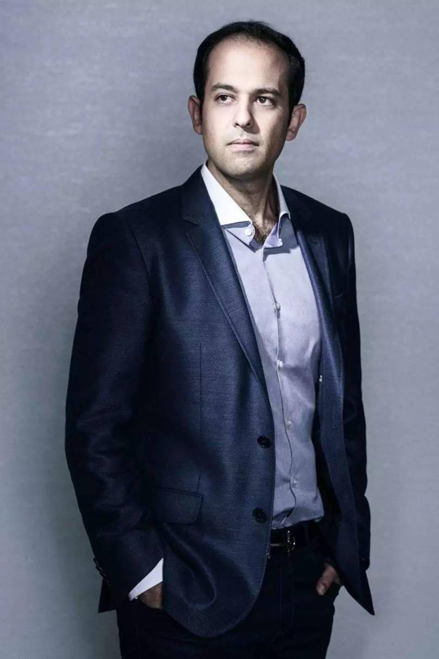 Arm Holdings的首席执行官Simon Segars