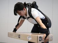 【图集】搬砖神器?松下旗下Atoun展示新研发电动外骨骼