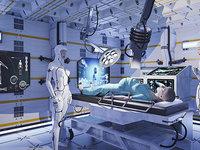 医疗 AI 战场狭路相逢,GPS 三巨头的新故事