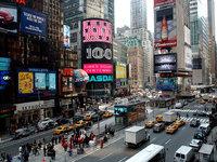 中國企業不再迷信紐約時代廣場