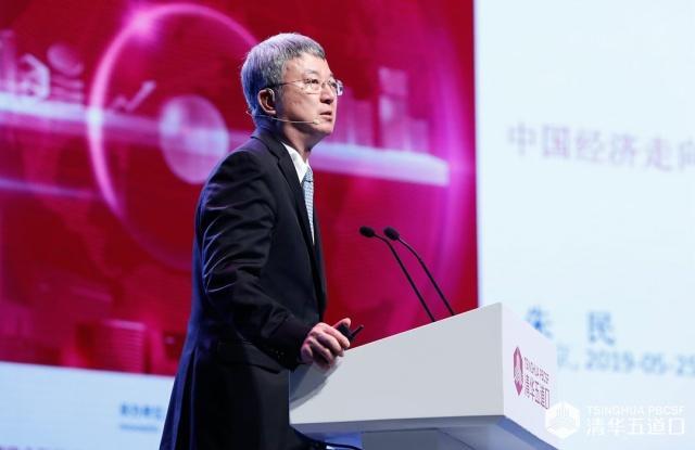 清华金融研究院朱民:人工智能在颠覆未来,几乎改变了所有制造业和服务业