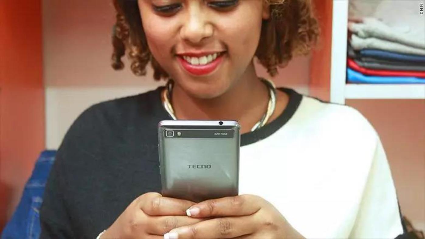 传音旗下品牌手机Tecno