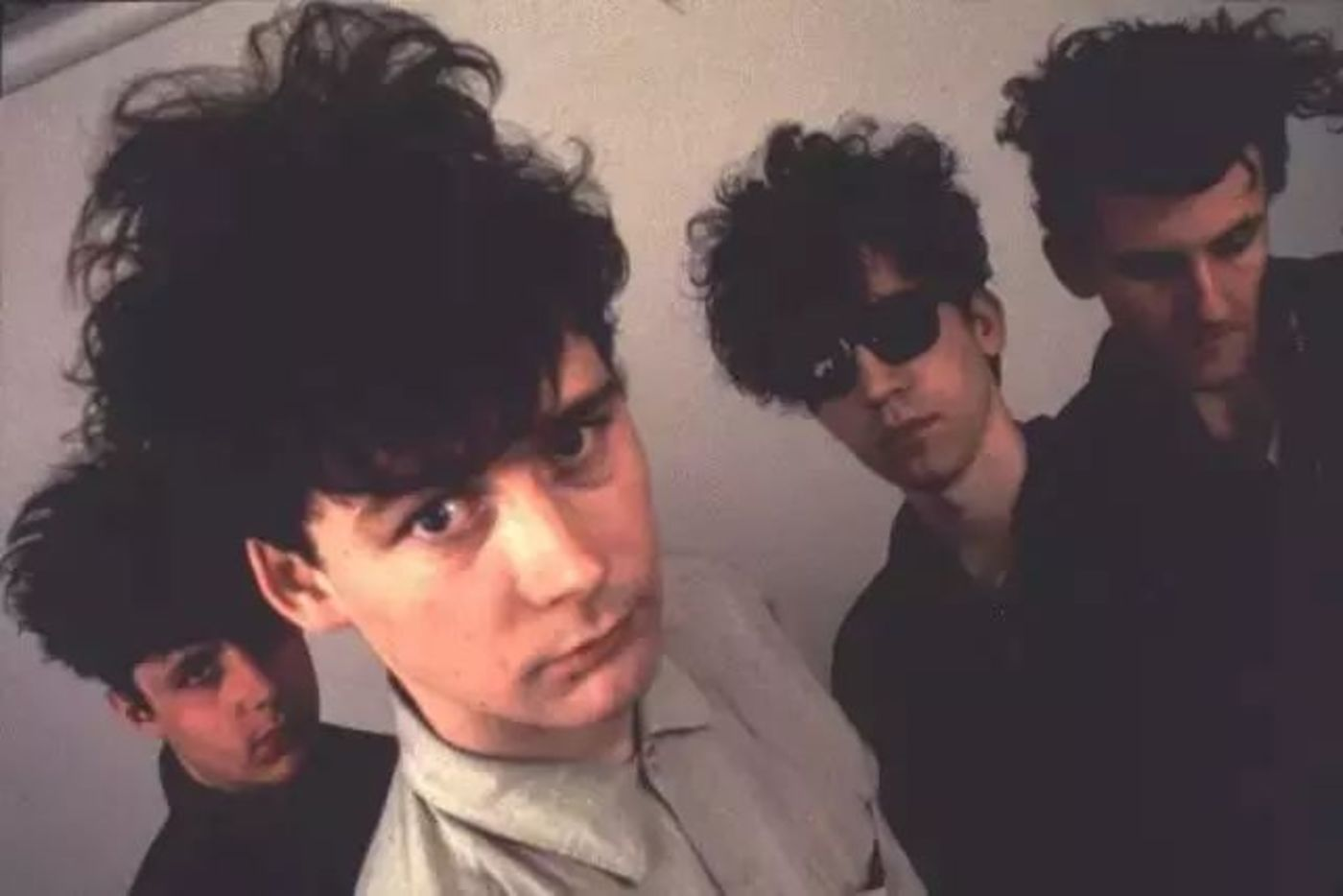 知名摇滚乐队The Jesus and Mary Chain