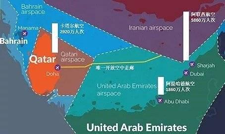 中东三大航的烦恼:告别高增长,豪气不在