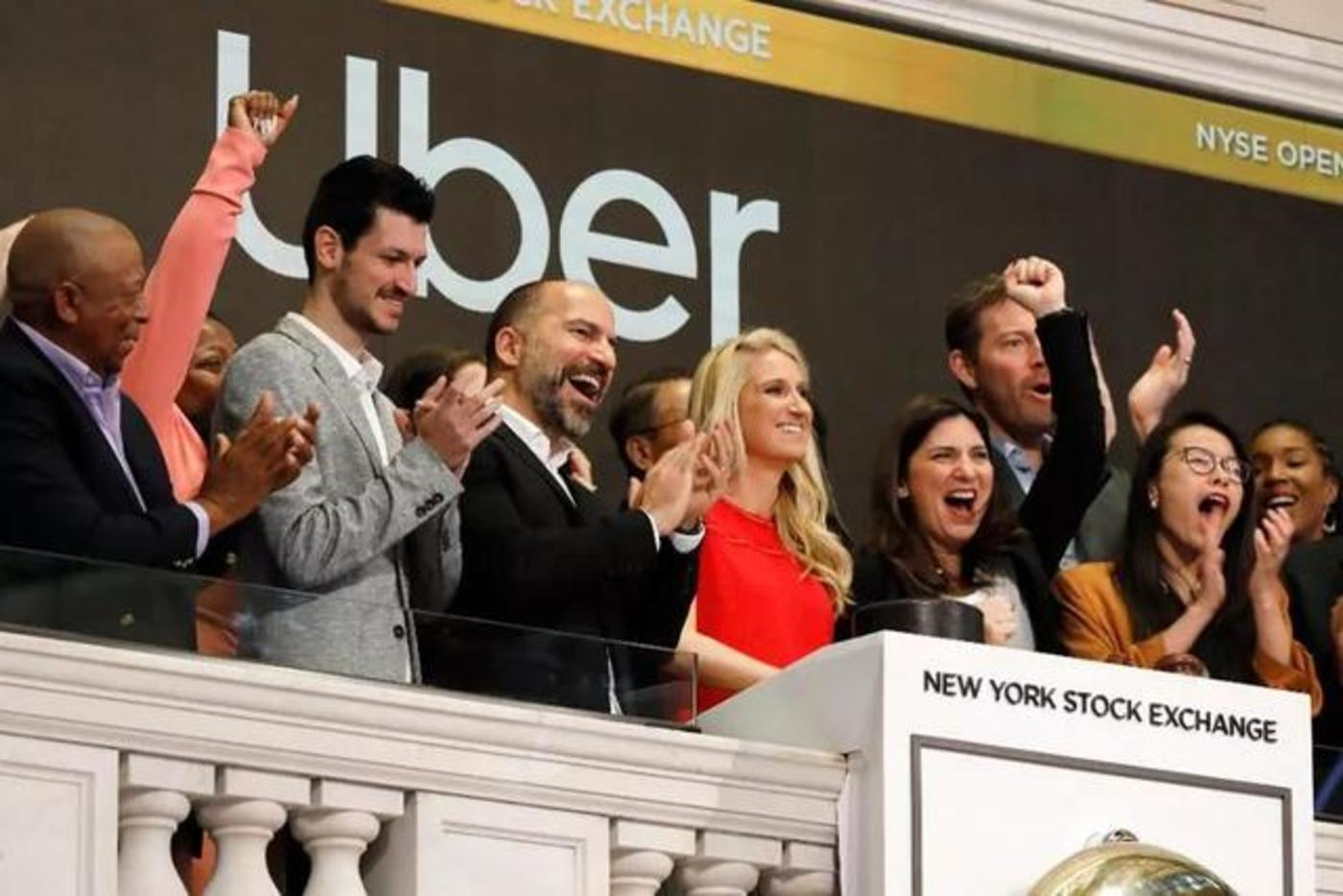 Uber市值腰斩:有贝索斯的野心,却没有亚马逊的命