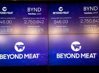 人造肉第一股Beyond Meat净营收上涨215% ,何时实现规模化盈利很关键