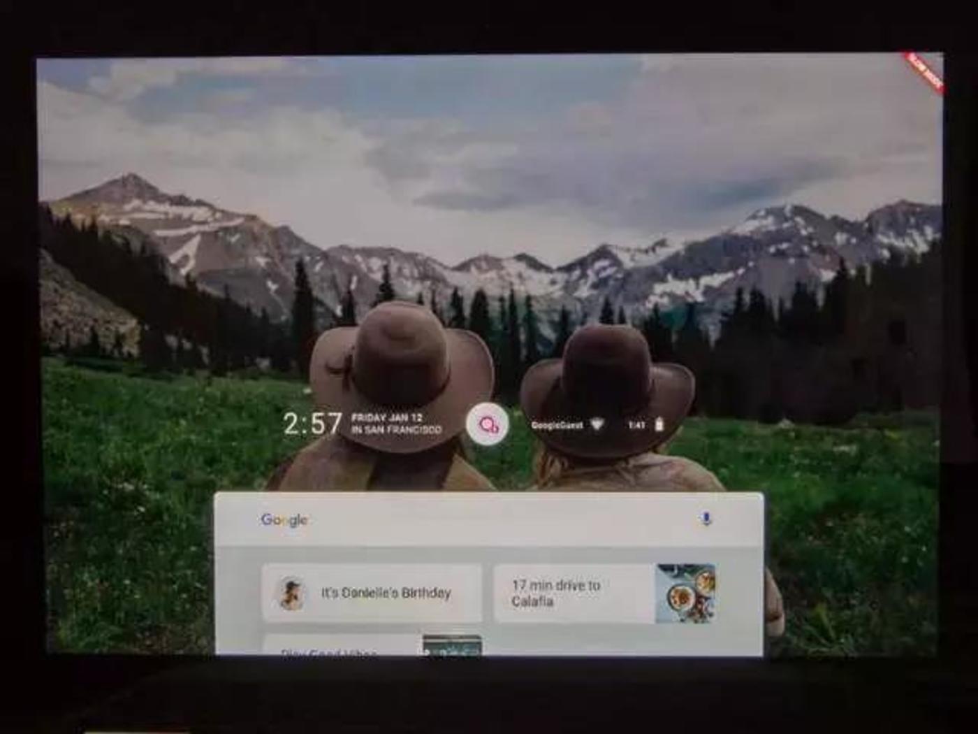 谷歌Fuchsia OS