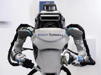 马克·雷波特和他的机器世界Boston Dynamics