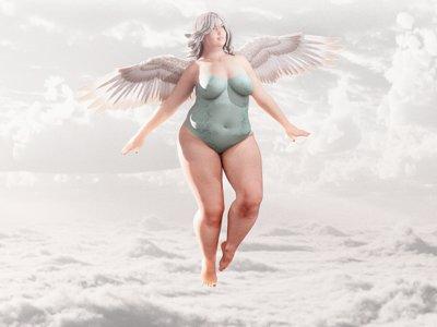 """双肩不能承受之重,它长出了一对""""翅膀"""""""