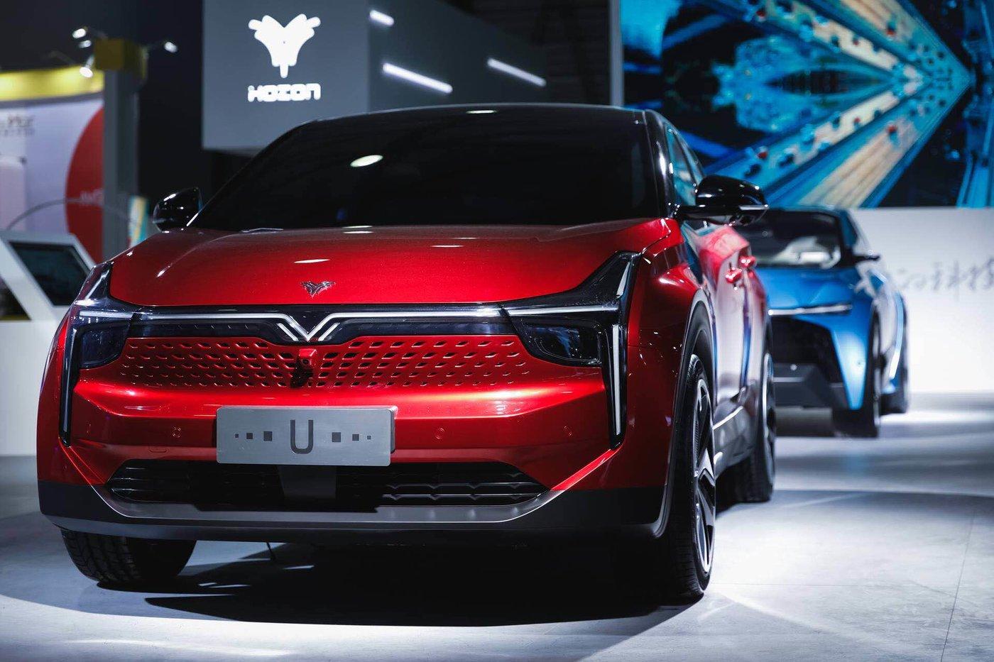 合众U纯电动SUV