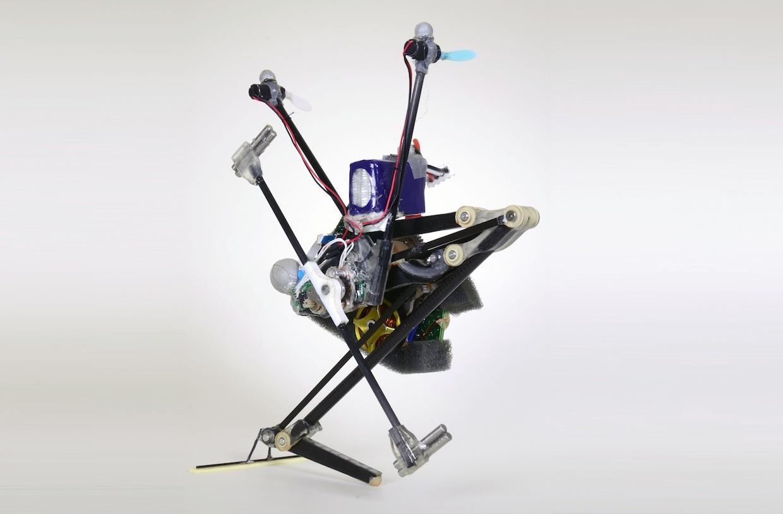 【钛媒体视频】地表最强弹跳机器人,了解一下