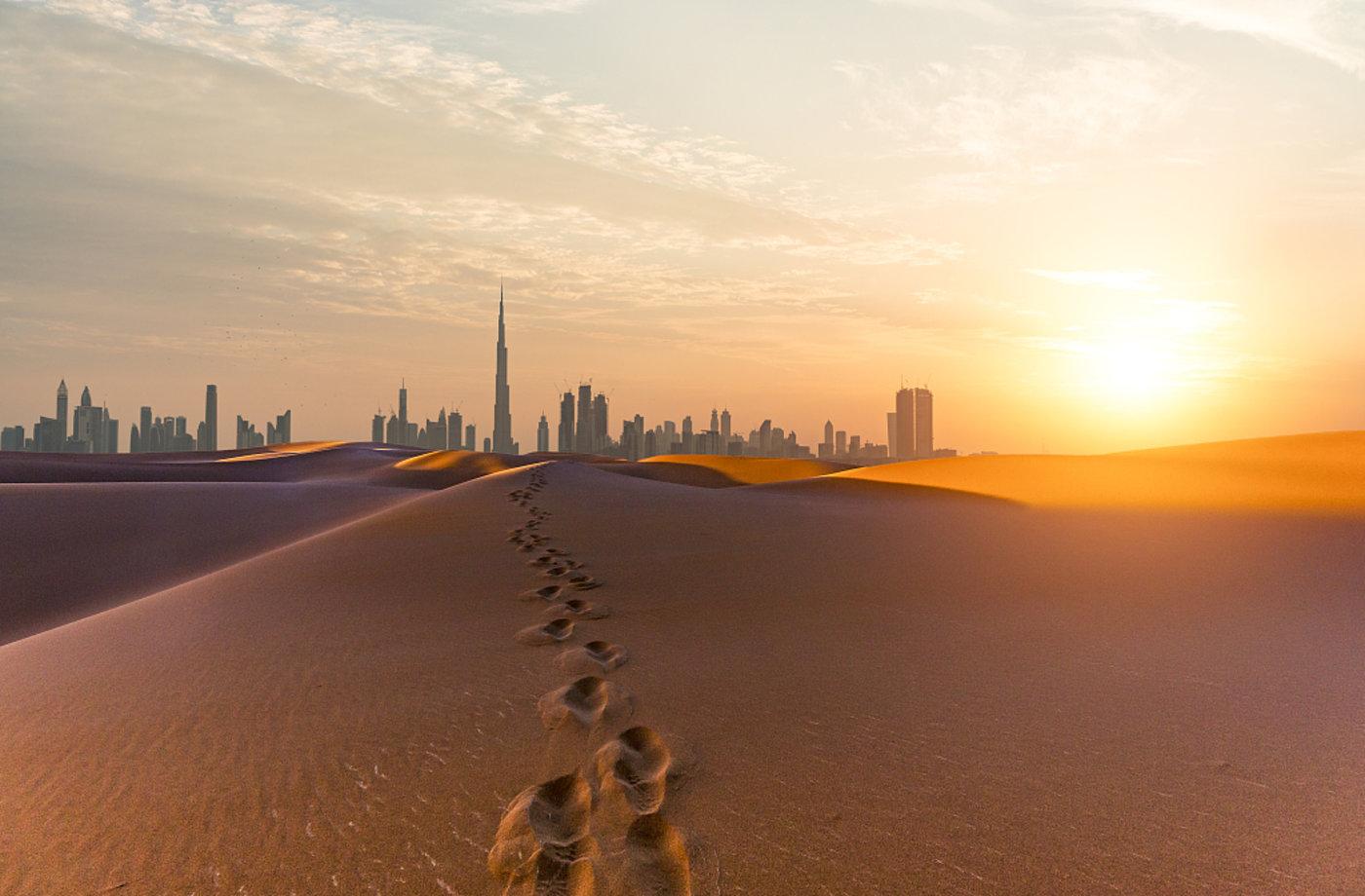 靠AI拿下迪拜超级发电工程,这家成立于2016年的创业公司做到了