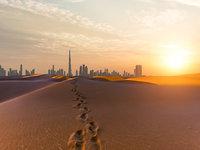 靠AI拿下迪拜超級發電工程,這家成立于2016年的創業公司做到了