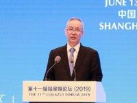 劉鶴:中國經濟正在發生巨大結構性變化,從外需導向轉向國內市場驅動