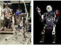 """MIT推出人形机器人""""爱马仕?#20445;?#36828;程遥控操作救援"""