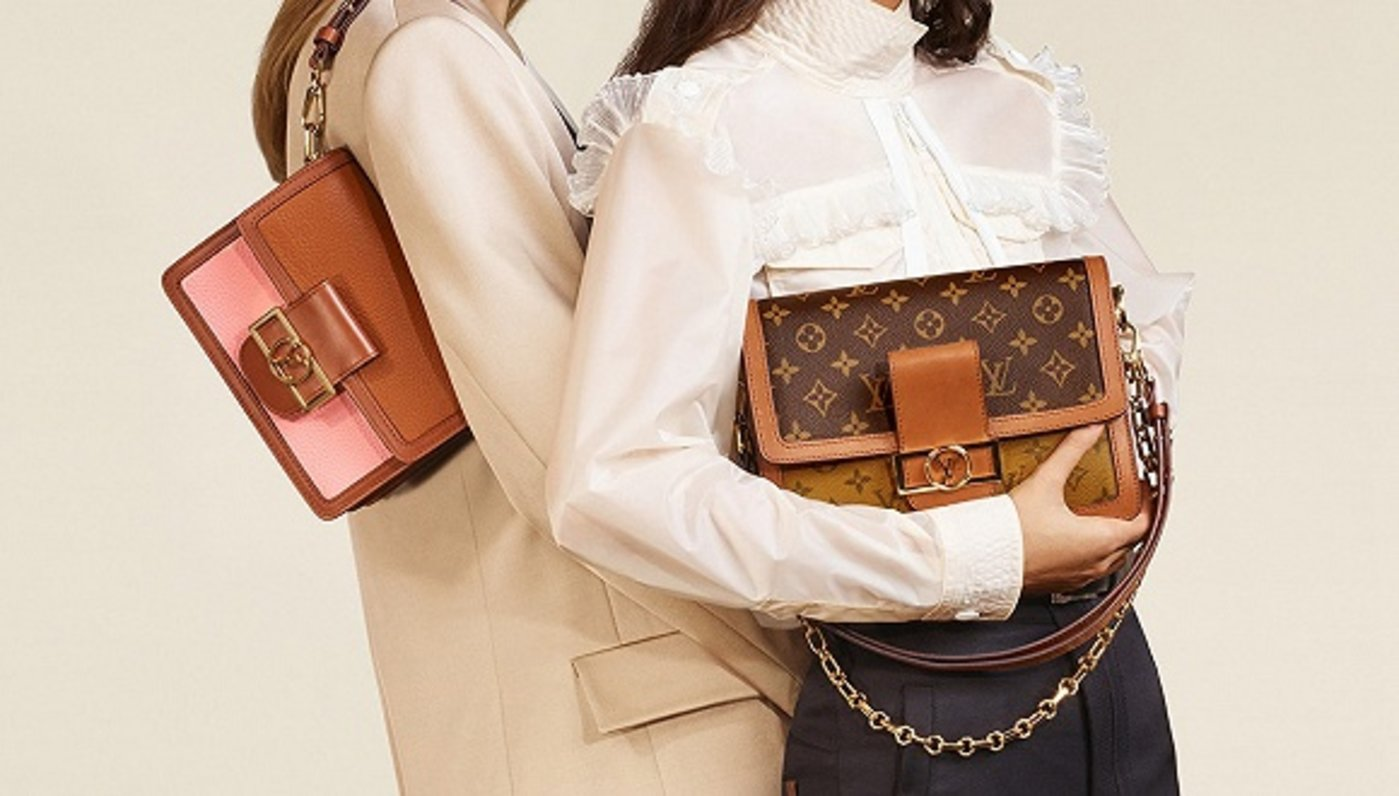 Louis Vuitton 2019春夏系列 图片来源:Louis Vuitton