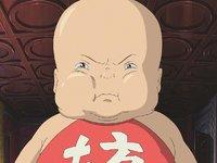 无名、没脸、变成猪的巨婴,不就是你吗?