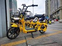看不见的共享电单车战争