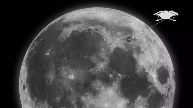 你也可以选择被埋在月球上