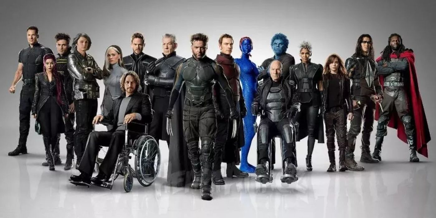 """X战警""终局,我们将与最长寿的超英电影告别"