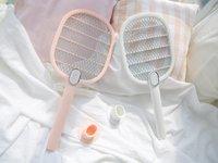 它比蚊香、驱蚊液好用,轻轻一挥,安全高效灭蚊