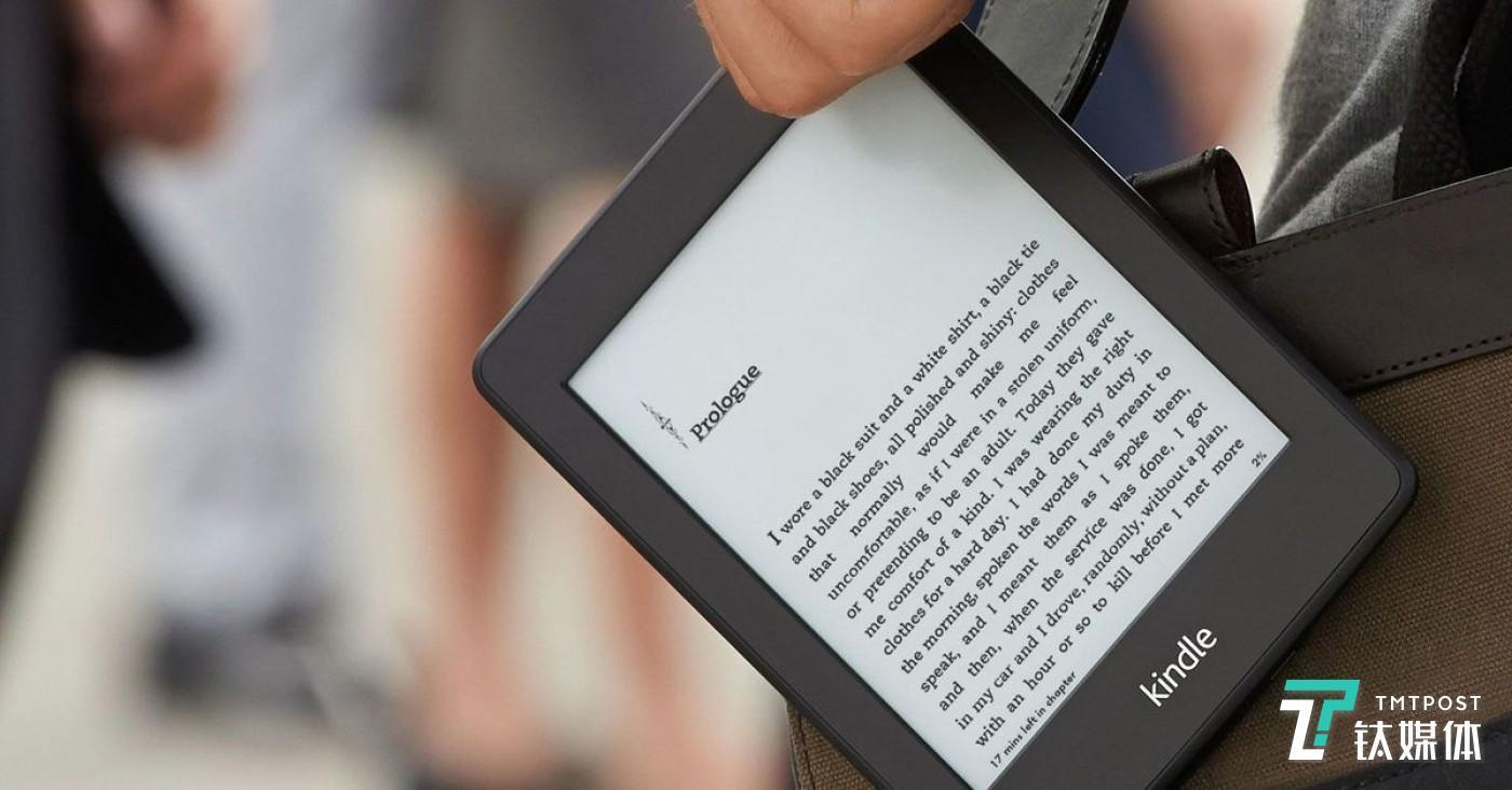 纸书业务退出中国后,亚马逊Kindle还能引领电子书市场吗?