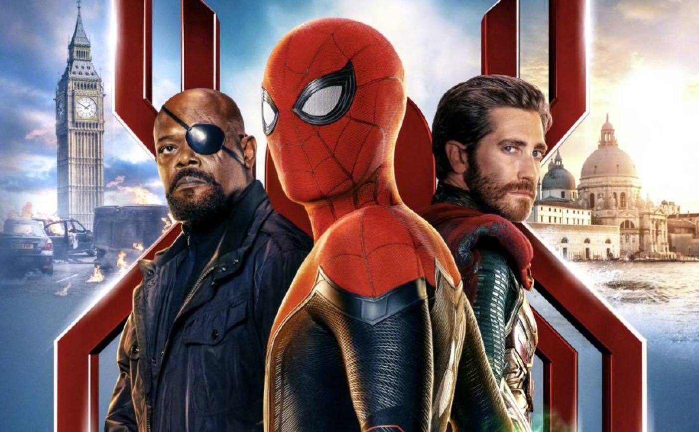 《蜘蛛侠:英雄远征》