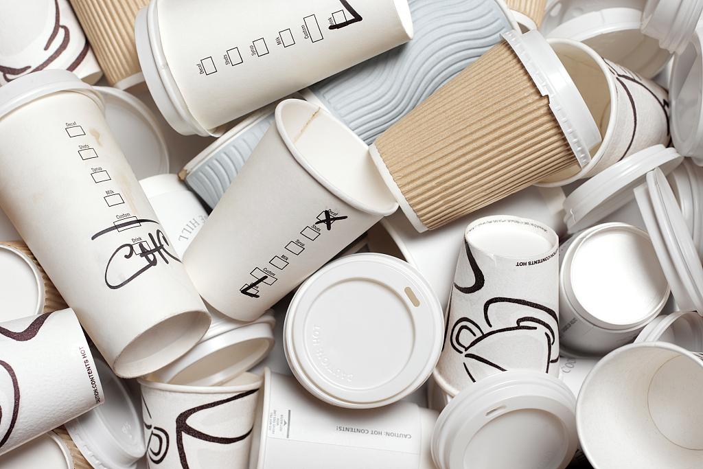 借垃圾分类,聊聊奶茶咖啡环保这件事