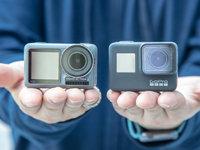 后起之秀能否干翻老将?大疆Action直击GoPro HERO7 BLACK | 钛度实验室